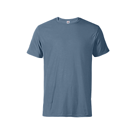 Adult 4.3 oz Fitted tee