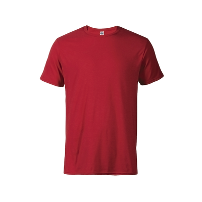 Delta Ringspun Adult 4.3 oz Fitted tee