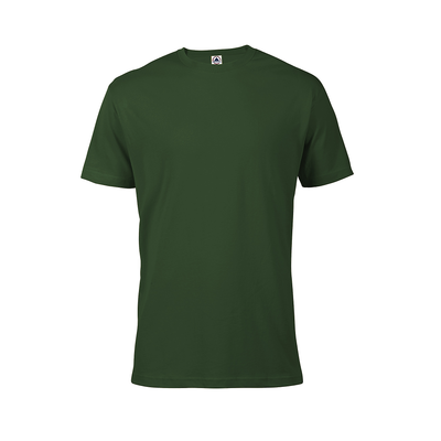 Delta Dri 30/1's Adult Performance Short Sleeve Tee
