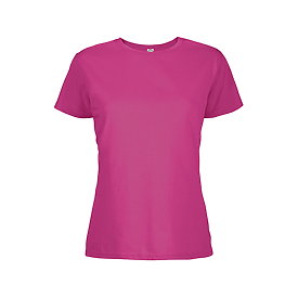 Ladies 4.3 oz Soft Spun Tee