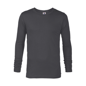 Adult Soft Spun Long Sleeve Tee