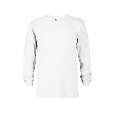 Pro Weight Youth 5.2 oz Regular Fit Long Sleeve Tee