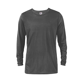 30/1's Adult Performance Long Sleeve Tee