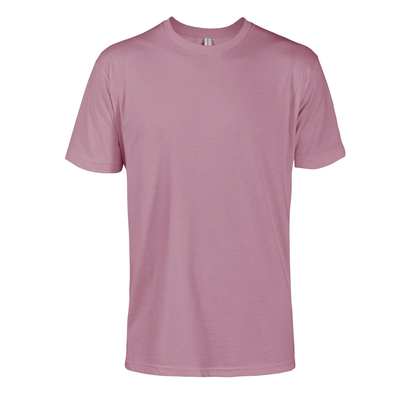Delta Platinum Adult 100% Cotton Short Sleeve Crew Neck Tee