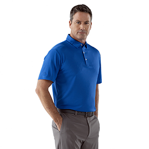 Callaway Apparel Adult Unisex Golf Polo shirt decorate with Your Logo for Corporate or promotional gifts