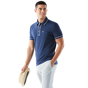 Original Penguin Earl Golf Polo Shirt Decorate with Your Logo for Corporate or promotional gifts