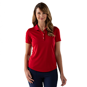 Callaway Apparel Ladies core performance Golf Polo shirt decorate with Your Logo for Corporate or promotional gifts