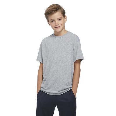 Delta Dri 30/1's Youth 100% Poly Performance Tee
