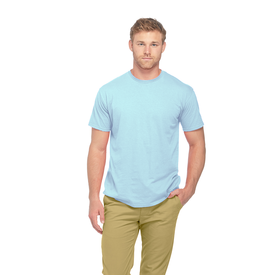 Adult 4.3 oz Softspun Updated Semi-Fitted Tee