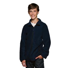 Sierra Pacific Youth Full Zip Fleece Jacket