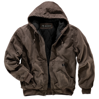 Dri Duck Cheyenne Hooded Work Jacket
