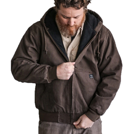 Dri Duck Cheyenne Hooded Work Jacket