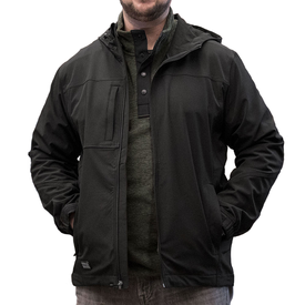 Dri Duck Apex Hooded Jacket