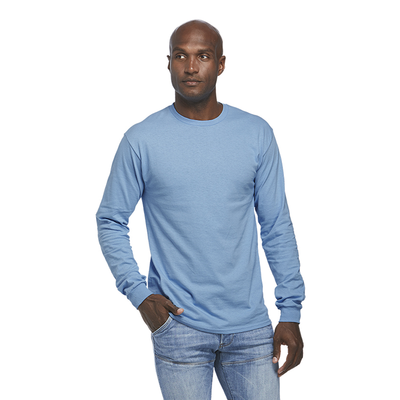Delta Pro Weight Adult 5.2 oz Long Sleeve Tee