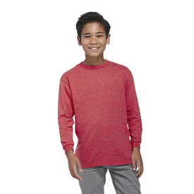 Youth 5.2 oz Retail Fit Long Sleeve Tee