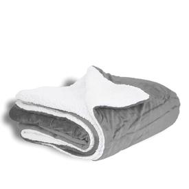Alpine Fleece Micro Mink Sherpa Blanket