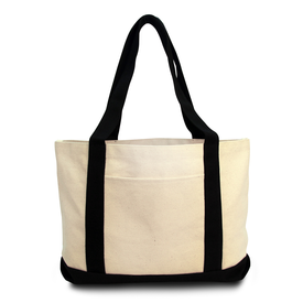 Liberty Bags Leeward Canvas Tote