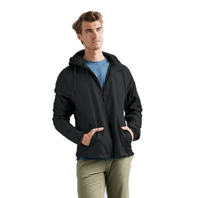 Water-Resistant Wind Jacket