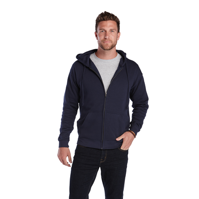 Adult Unisex Heavyweight Fleece Zip Hoodie