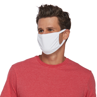 Delta WASHABLE 3-Ply Mask with Anti-Microbial Finish