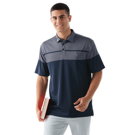 Birdseye Block Polo