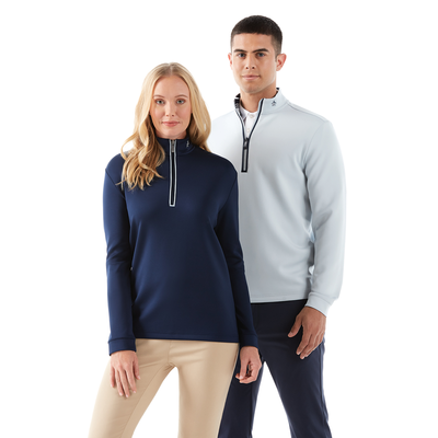 Clubhouse Mock Pullover