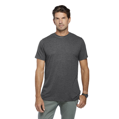 Delta Platinum Adult Tri-Blend Short Sleeve Crew Neck Tee