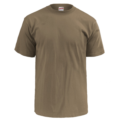 Soffe Adult USA 4.3 oz Cotton Military Tee
