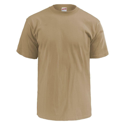 Soffe Adult USA Made 4.3 oz Cotton Military Tee