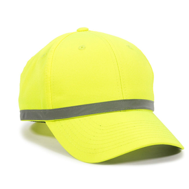 ANSI Certified Solid Back Cap