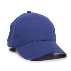 Brushed Twill Structured Cap