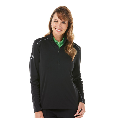 1/4 Zip Water Repel Pullover
