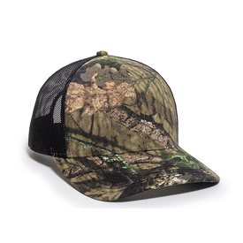 Outdoor Cap Ultimate Trucker Camo Cap