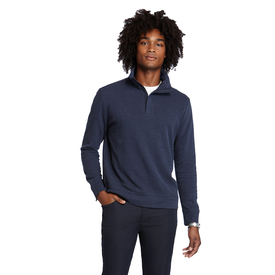 Adult Interlock Jersey 1/4 Zip Pullover